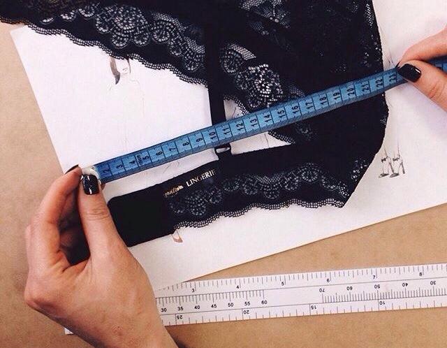 Нижнее бельё — один из самых сложных в производстве видов одежды.
